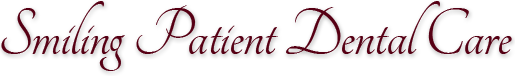 Smiling Patient Dental Care Logo